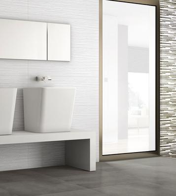 Altai - wall tiles white body finish gloss and satin