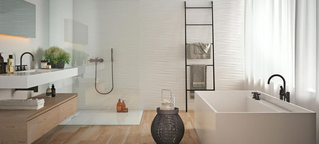 Absolute White piastrelle in ceramica Marazzi_7393