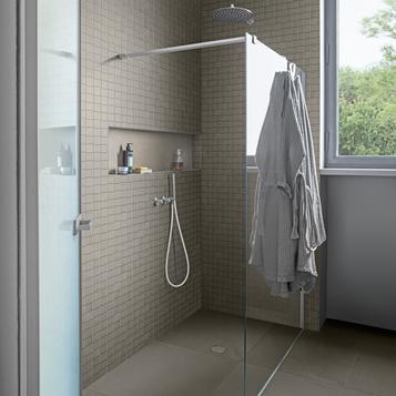 Bagni Con Piastrelle A Mosaico.Piastrelle Per Bagno Formato Mosaico Marazzi