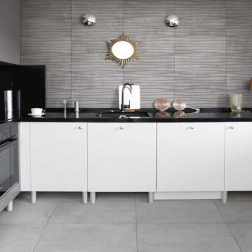 Gres Porcellanato Effetto Cotto e Cemento per Cucina | Marazzi