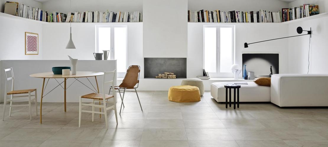 Blend pavimenti e rivestimenti effetto pietra marazzi - Piastrelle antiche cemento ...