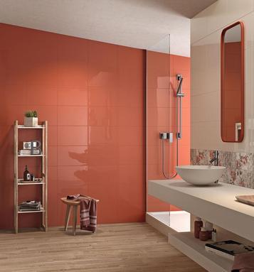 Piastrelle per Cucina: Colore Arancione  Marazzi