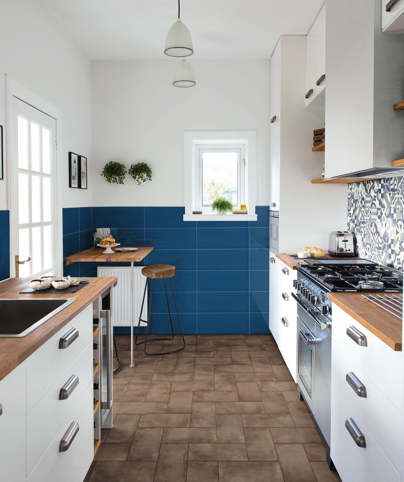 Cucina Bianca E Azzurra. Free Cucina Bianca E Azzurra With Cucina ...