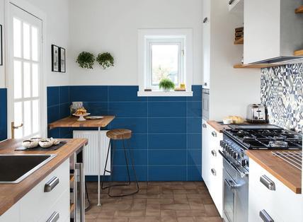 Piastrelle blu: guarda le collezioni marazzi