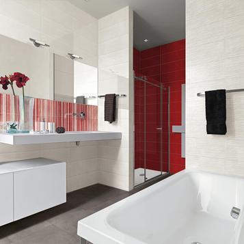 Piastrelle per Bagno: Colore Rosso | Marazzi