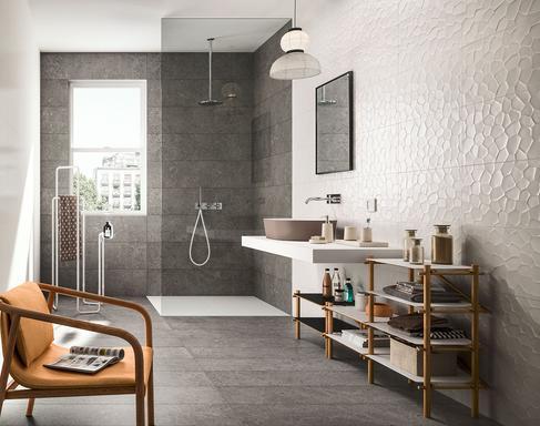 Pavimenti per bagno marazzi mattonelle per il bagno idee e