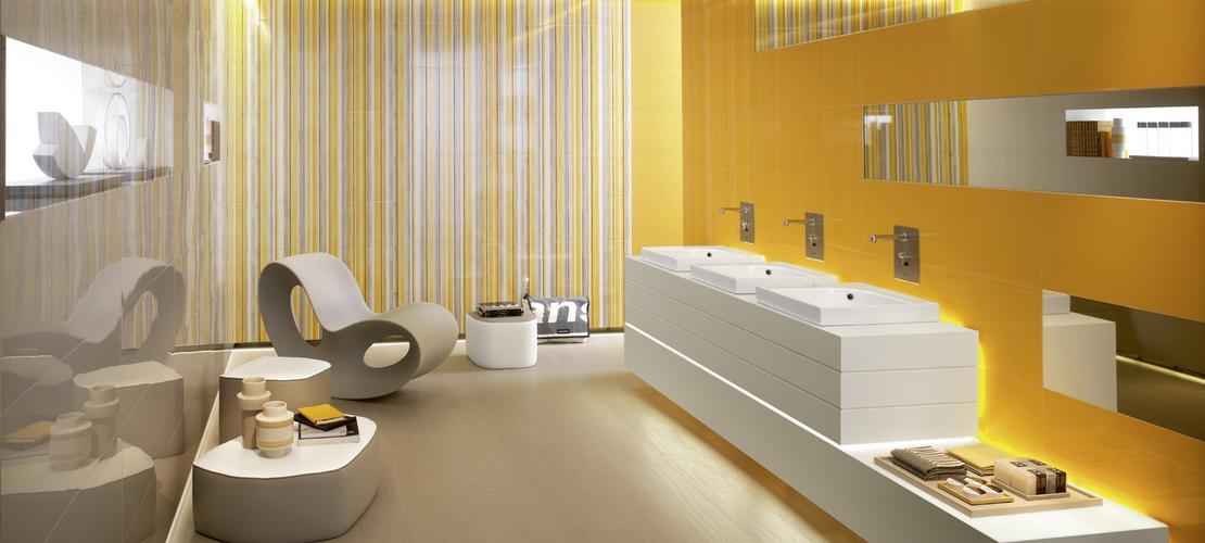 Colorup piastrelle rivestimento pareti marazzi - Pareti colorate bagno ...
