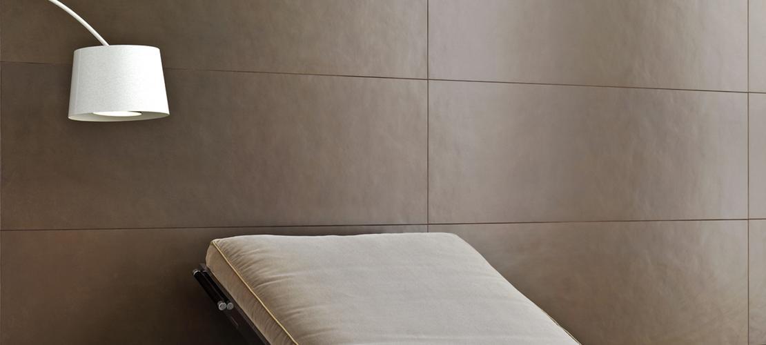 Concreta rivestimento effetto cemento marazzi - Piastrelle effetto cemento ...