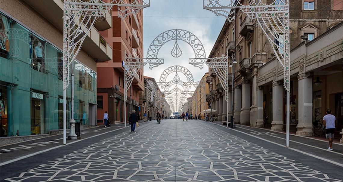Negozi Di Piastrelle A Trieste.Corso Trento E Trieste A Lanciano Marazzi