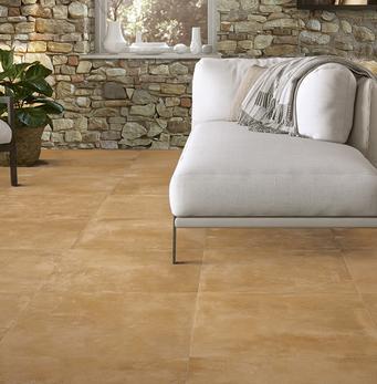 Piastrelle in gres porcellanato idee per la casa marazzi - Pavimento ceramico interior ...
