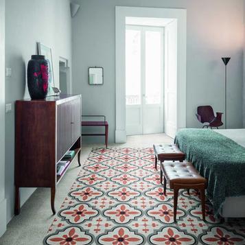 Piastrelle per Camera da letto: Colore Rosso | Marazzi