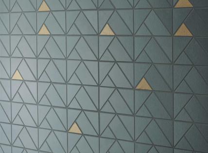 Rivestimento Bagno Mosaico Verde : Piastrelle a mosaico per bagno e altri ambienti marazzi