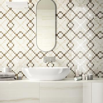 Mattonelle Mosaico Per Cucina. Cool Pellicole Adesive Per Pavimenti ...