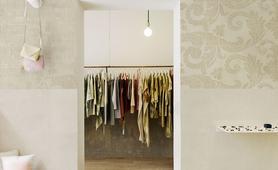 Collezione fabric: texture fibre naturali marazzi