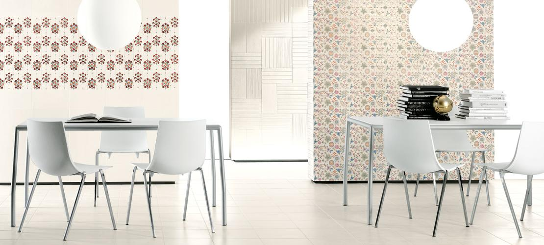 Folk - Mattonelle colorate per interni | Marazzi