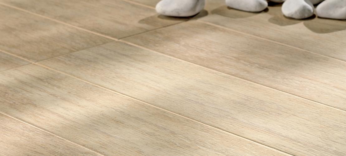 gres porcellanato effetto legno colore fuga : Habitat - Gres porcellanato effetto legno Marazzi
