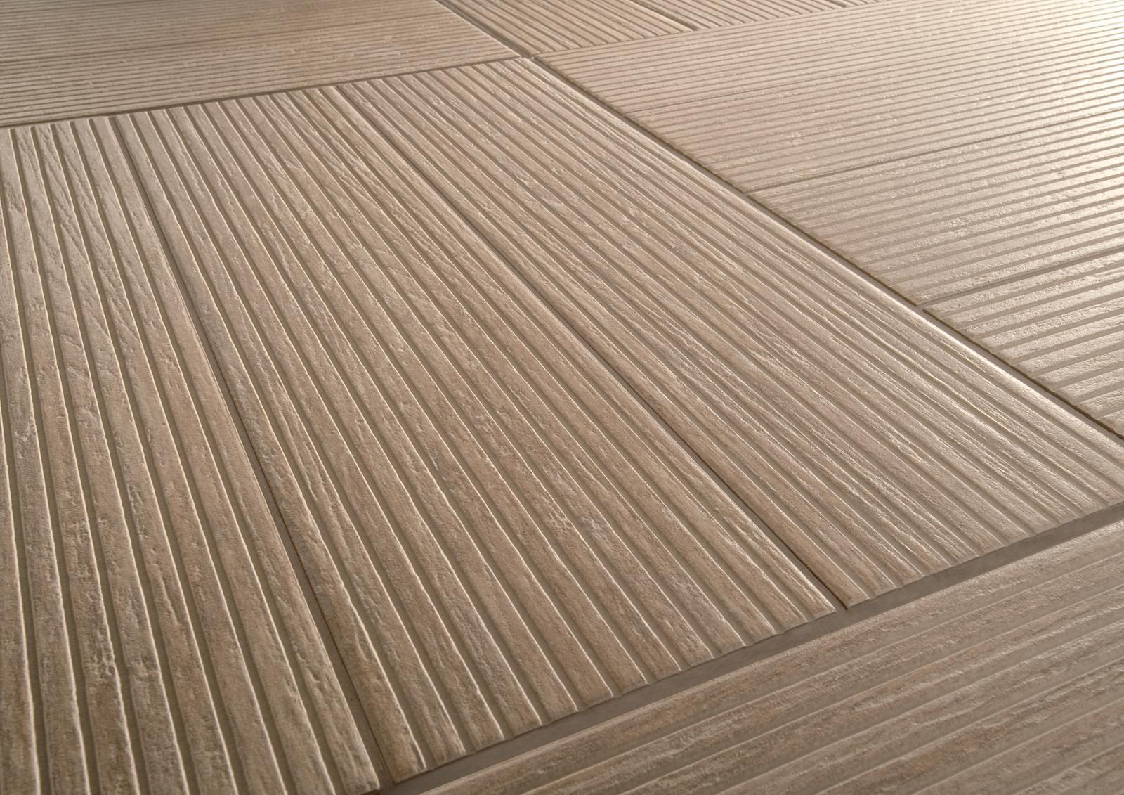 Habitat gres porcellanato effetto legno marazzi