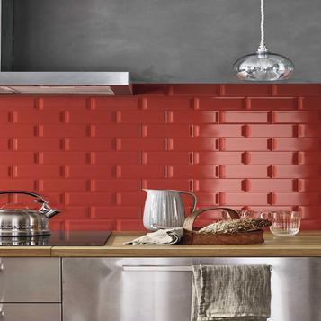 Piastrelle per Cucina: Colore Rosso | Marazzi