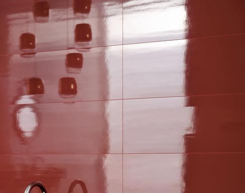 Piastrelle rosso guarda le collezioni marazzi