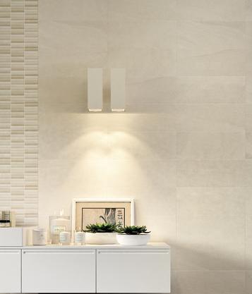 Gres porcellanato effetto pietra per cucina marazzi - Piastrelle effetto roccia ...