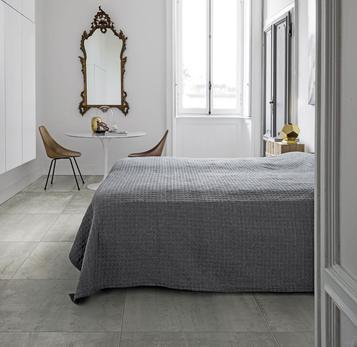 Piastrelle grigio perla scuro chiaro tortora marazzi for Casa classica porcelain tile