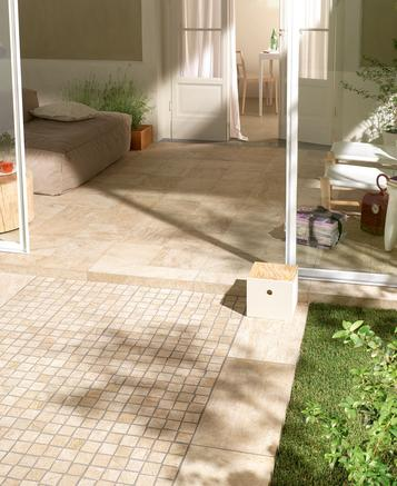 Pavimento gres porcellanato effetto pietra marazzi for Pavimento effetto pietra