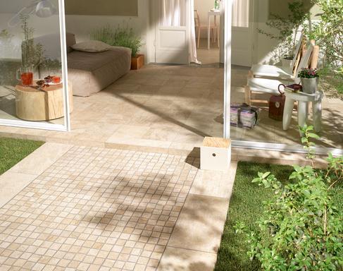 Pavimenti Rustici Interni : Pavimenti per interni ed esterni: le collezioni marazzi