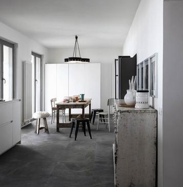 Piastrelle cucina idee in ceramica e gres marazzi - Ardesia in cucina ...