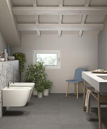 Piastrelle per bagno colore bianco marazzi - Colore per piastrelle ...