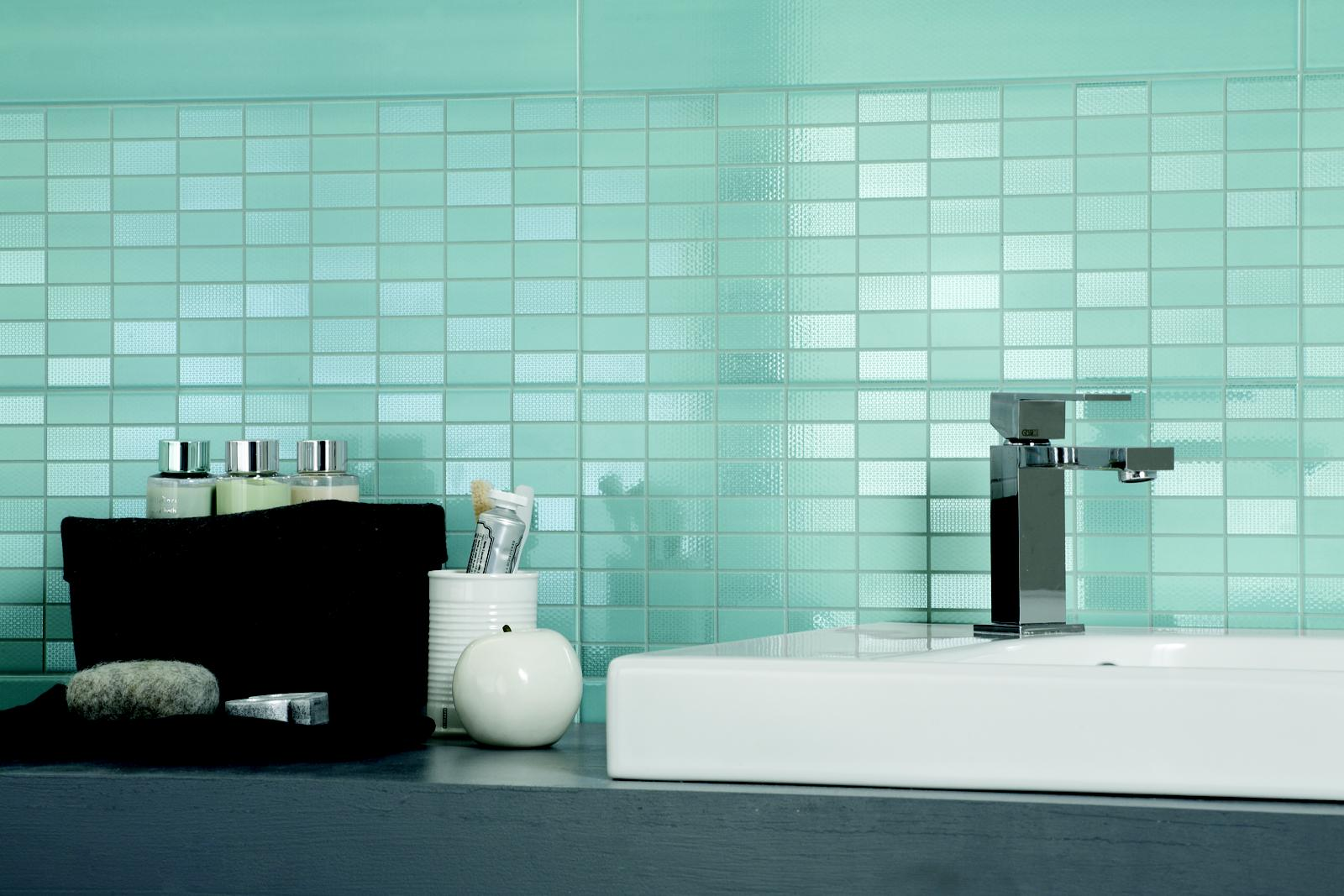 Piastrelle bagno color turchese costo piastrelle bagno idee di
