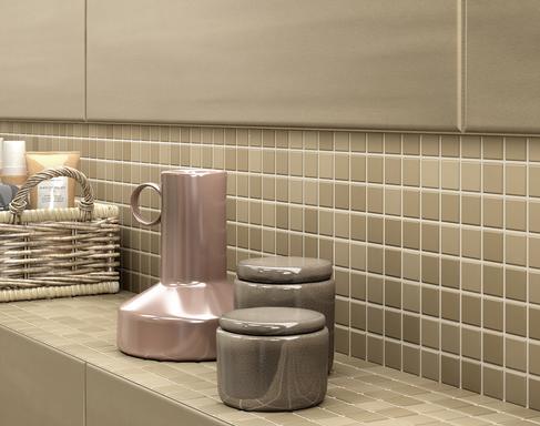 Pavimento Mosaico Cucina: Mattonelle cucina pavimenti in ceramica ...