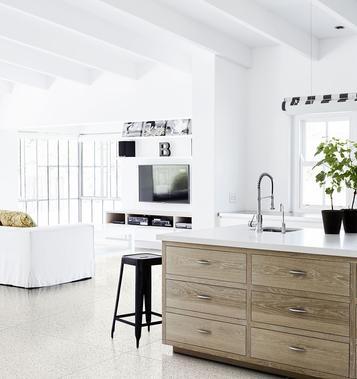 Gres Porcellanato Effetto Marmo per Cucina | Marazzi