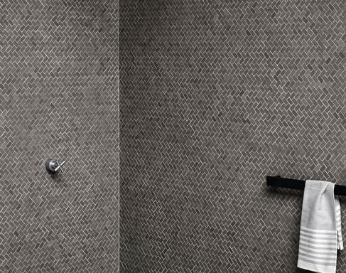 Piastrelle bagno mosaico grigio: top bagni con mosaico bz pineglen