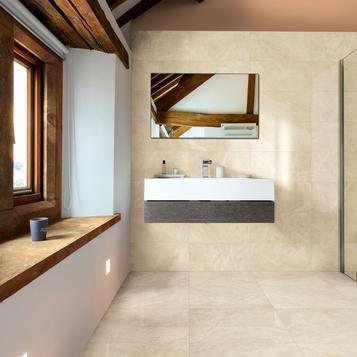 Gres porcellanato effetto marmo per bagno marazzi - Bagno effetto marmo ...