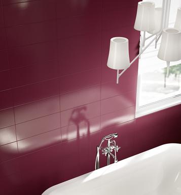 Piastrelle bagno lilla good nuance bagno with piastrelle bagno lilla free piastrelle per il - Piastrelle viola bagno ...