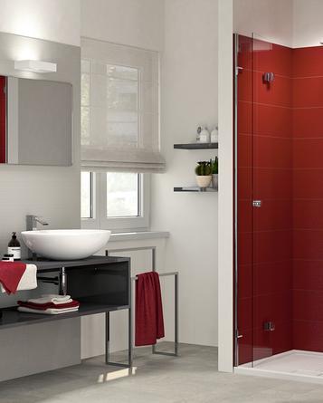 Piastrelle per bagno colore rosso marazzi - Colore per piastrelle ...