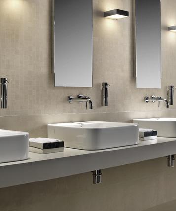 Piastrelle per bagno formato mosaico marazzi - Piastrelle mosaico bagno marazzi ...