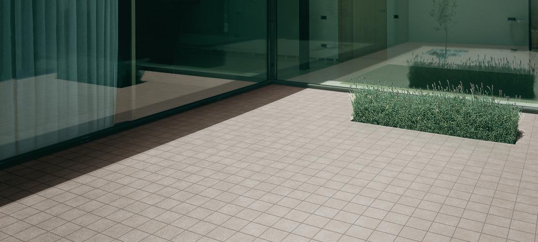 space - gres piccolo formato per esterni | marazzi - Piastrelle Pavimenti Esterni
