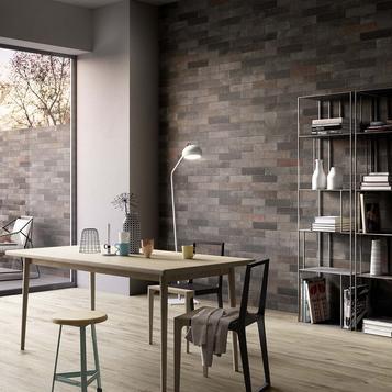 Piastrelle per salotto colore nero marazzi - Colore per piastrelle ...