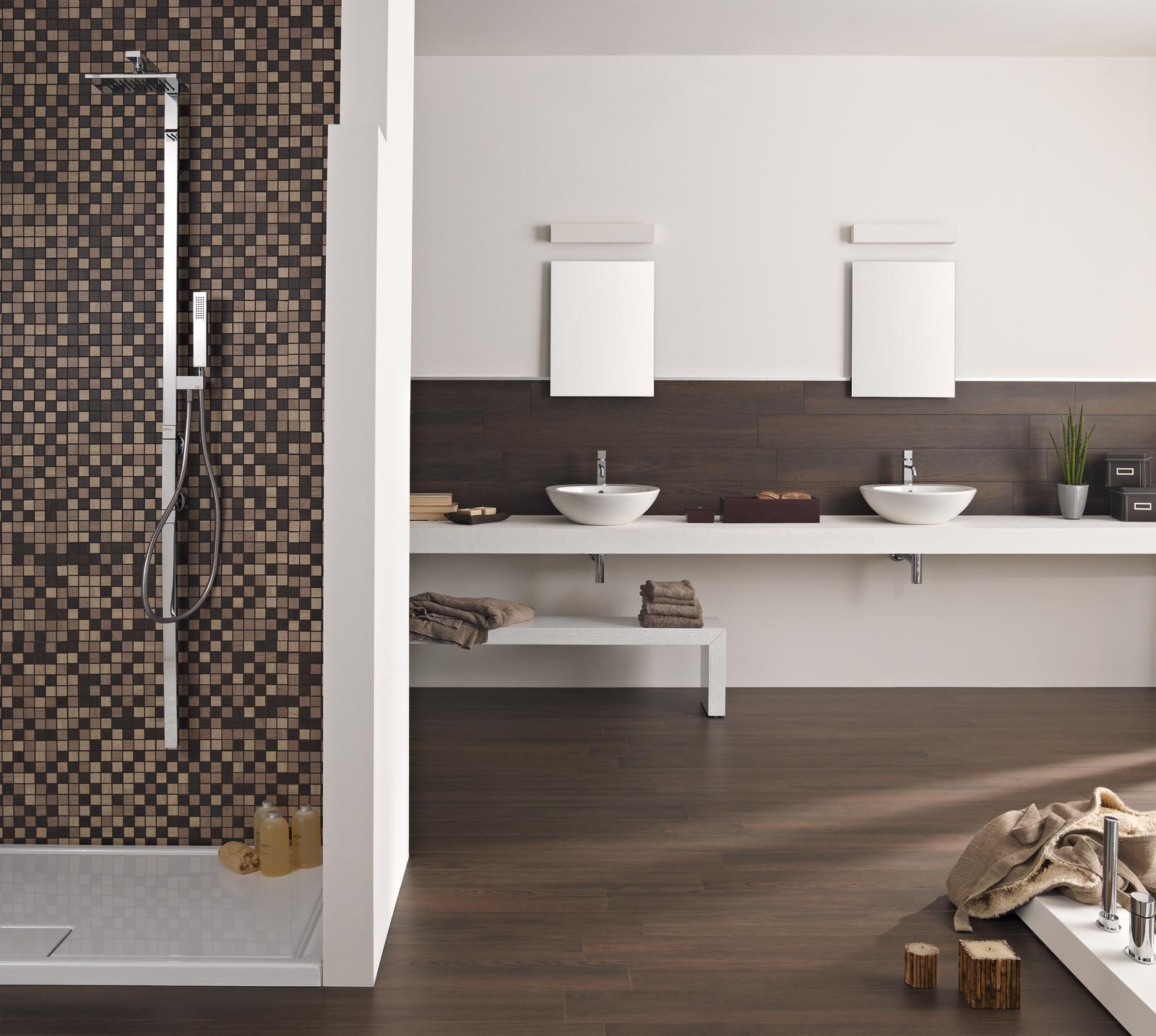 Treverk gres fine porcellanato effetto legno marazzi for Gres ceramique carrelage