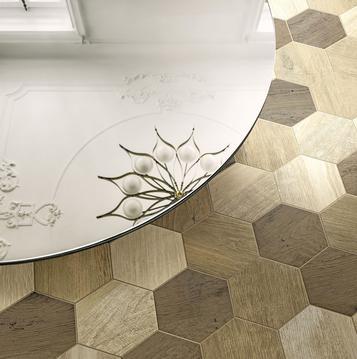 Piastrelle a mosaico per bagno e altri ambienti marazzi for Paraschizzi cucina mosaico