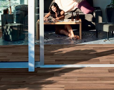 Idee Per Pavimenti Interni : Pavimenti per interni ed esterni le collezioni marazzi
