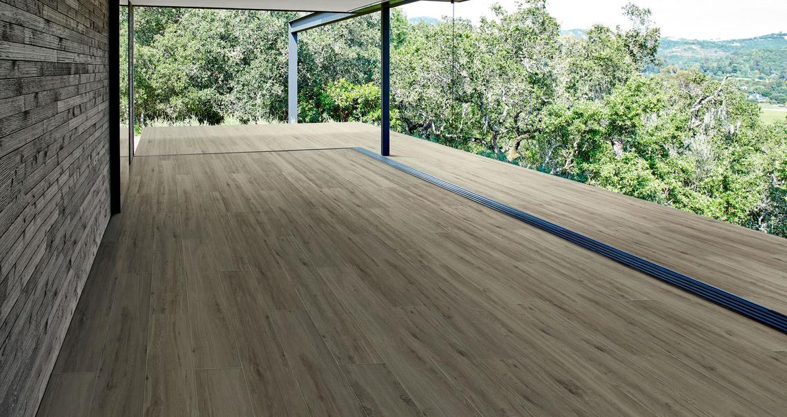 Treverkview: gres effetto legno marazzi