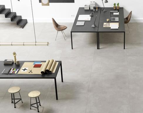 pavimenti e rivestimenti di grandi formati marazzi. Black Bedroom Furniture Sets. Home Design Ideas