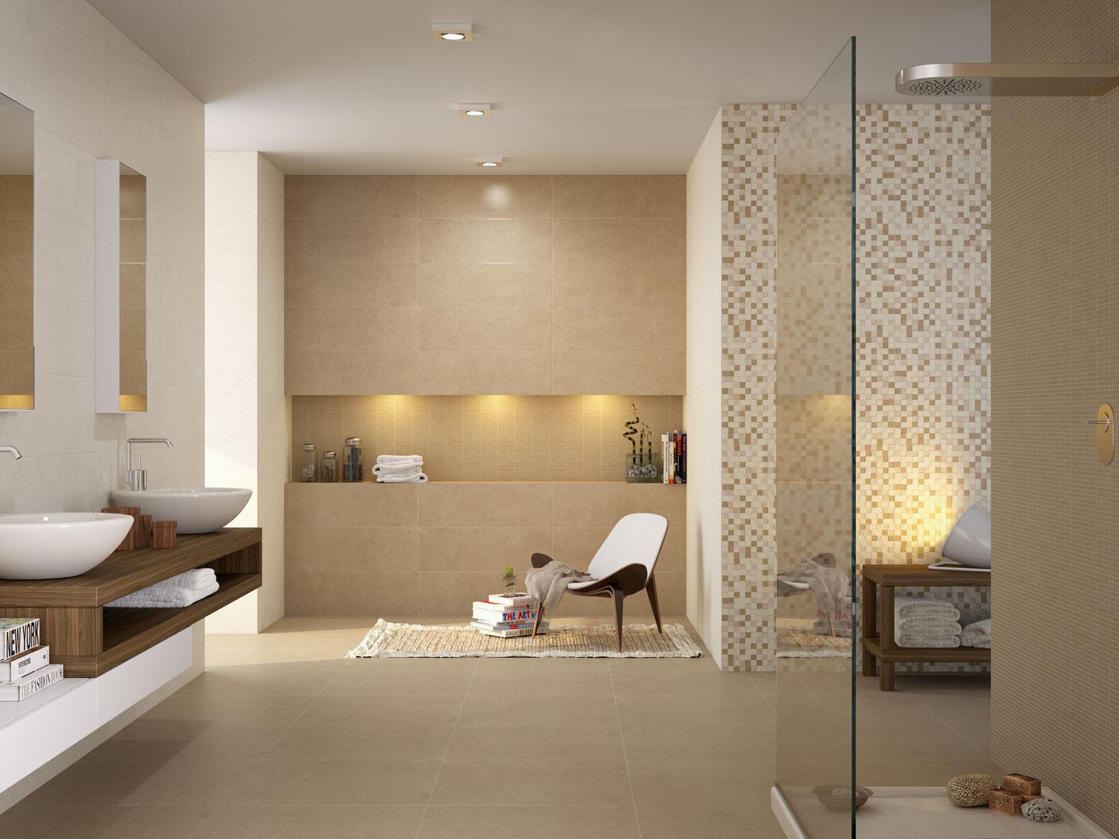 Zenith piastrelle effetto marmo marazzi - Bagno effetto marmo ...