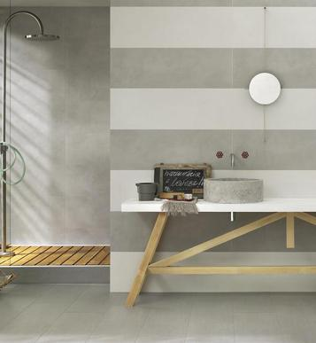 Oficina7 – contemporary bathroom tiles