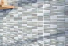 Bits gres porcellanato effetto mosaico marazzi - Finto mosaico bagno ...