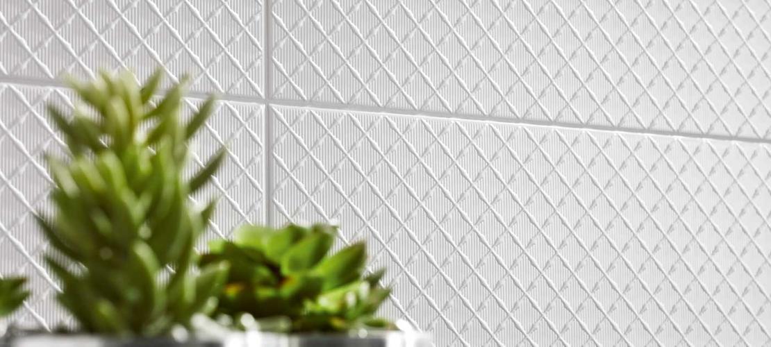 black&white - piastrelle per bagno e cucina | marazzi - Piastrelle Bianche Ceramica