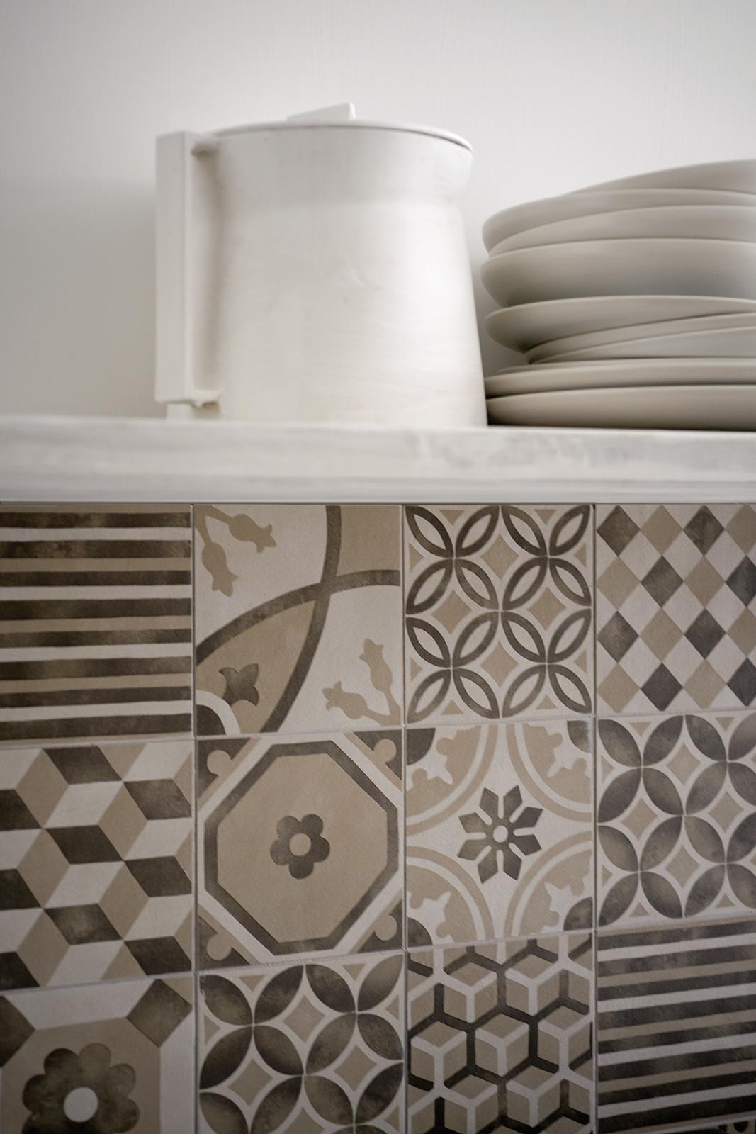 Block gres porcellanato e cementine marazzi for Obi mattonelle