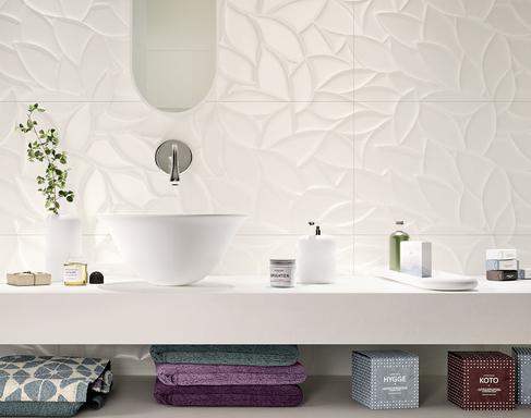 Piastrelle per rivestimenti cucina bagno doccia marazzi